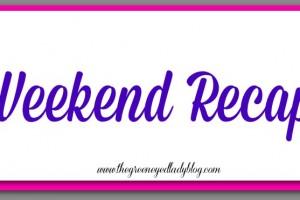 Weekend_Recap